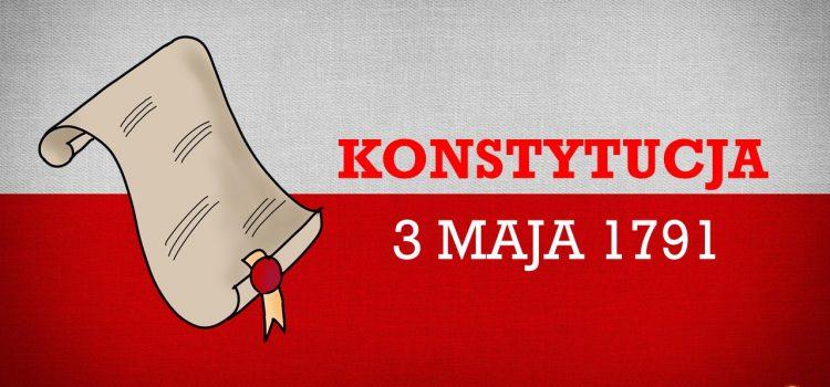 Konstytucja 3 maja 1791