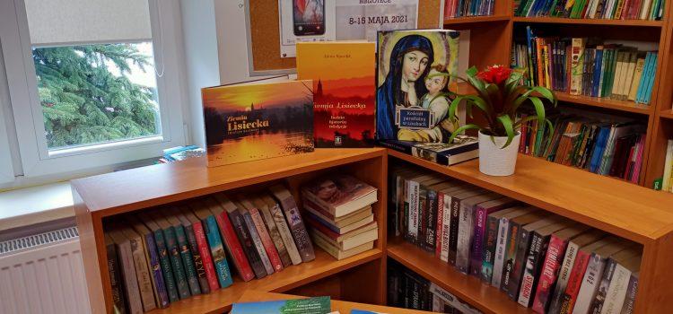 Tydzień Bibliotek 2021  – Znajdziesz mnie w Bibliotece