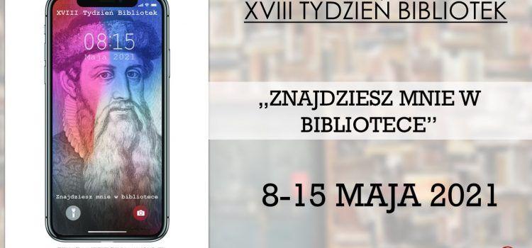 Tydzień Bibliotek 2021