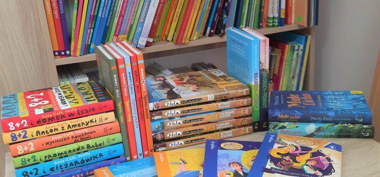 Tydzień Bibliotek 2021 – literatura dla dzieci i młodzieży