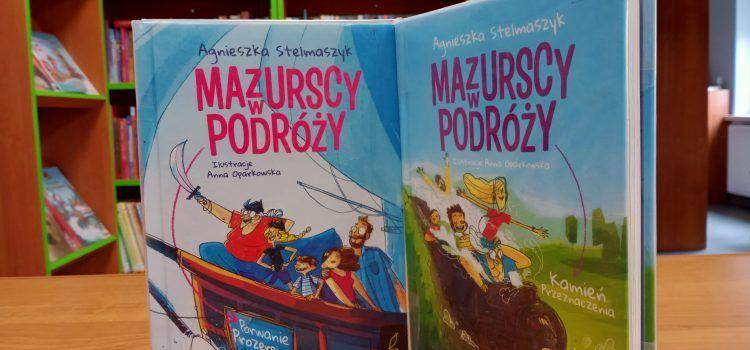 Wyrusz w podróż z Mazurskimi