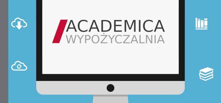 Academica dostępna w naszej bibliotece